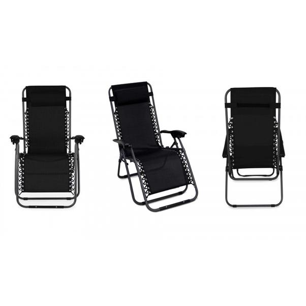 Relax Folding Garden Armchair